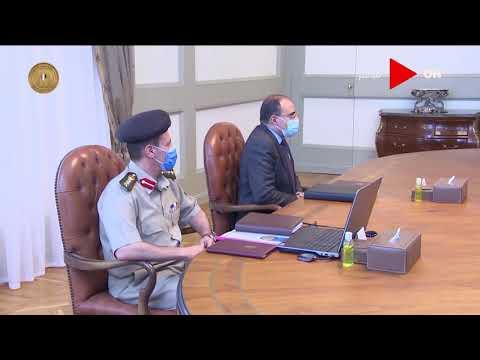 صباح الخير يا مصر - الرئيس السيسي يستقبل رئيس الكونجرس اليهودي العالمي