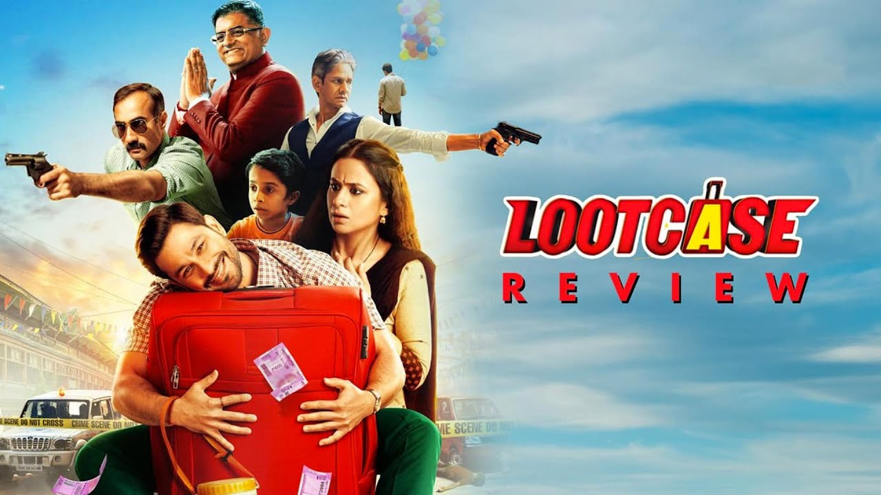 Lootcase Full Movie Kunal Khemu Rasika Dugal Vijay Raaz Ranvir Shorey Gajraj Rao Hotstar Youtube