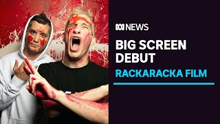 @RackaRacka brothers Danny and Michael Philippou prepare for debut film Talk to Me   ABC News