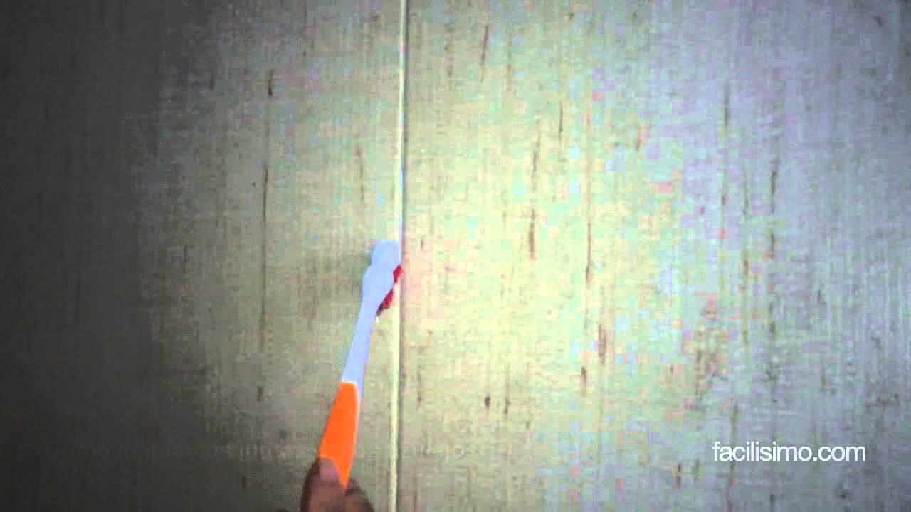 C mo limpiar las juntas de los azulejos youtube - Limpiar juntas azulejos ennegrecidas ...