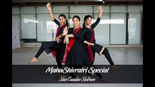Shiva Tandav Strotram (Dance Cover) | Rhythm Dance Academy | Samruddhi Kelkar