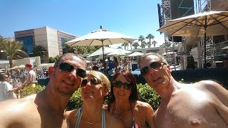 2014 Calvin Harris Wet Republic MGM Grand Las Vegas
