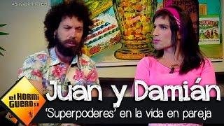 Superpoderes y sextos sentidos del hombre y la mujer - El Hormiguero 3.0
