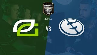Evil Geniuses vs OpTic Gaming | CWL Champs 2018 | Day 2