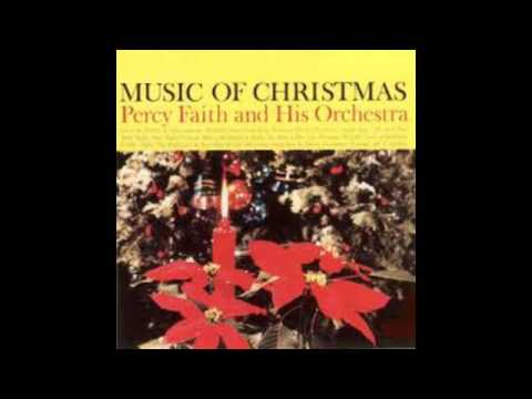 Percy Faith And His Orchestra ‎– Music Of Christmas - 1959 - full vinyl album