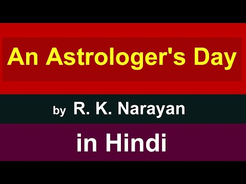 An Astrologer's Day By Rk Narayan In Hindi