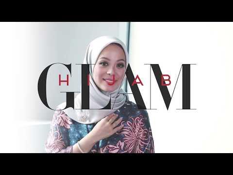 GLAM Malaysia | GLAM Hijab 2018 - Tutorial Hijab Bersama Vivy Yusof
