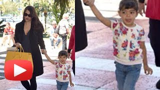 Cannes 2014 - Watch Aishwarya Rai With Baby Aaradhya Bachchan