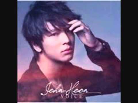 John-Hoon REAL VOICE  あなたに逢いたくて~Missing You~