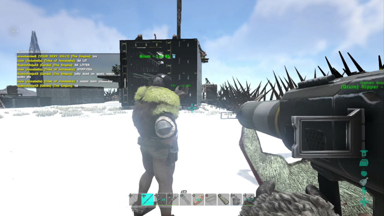 how to join a friends ark server xbox one