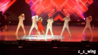 Fancam 121130 Wooyoung   Sexy Lady + DJ Got Me Goin