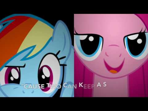 Secret (Two can keep a secret) MLP Style (Request)
