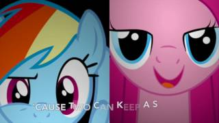 Repeat youtube video Secret (Two can keep a secret) MLP Style (Request)