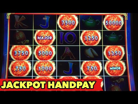 🔥JACKPOT HANDPAY🔥Ultimate Fire Link Slot HUGE WIN Bonus!! MINI   MINOR   MAJOR   How About Grand😜
