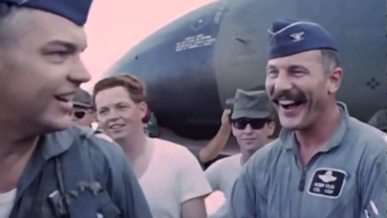 Yesterdays Air Force: Robin Olds