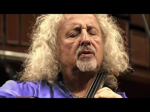 Mischa Maisky & Jacek Kaspszyk perform Antonín Dvořák's Cello Concerto in B minor, Op. 104, B. 191