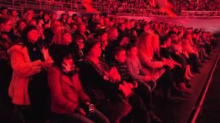 подготовка новогоднего шоу Морозко Ильи Авербуха