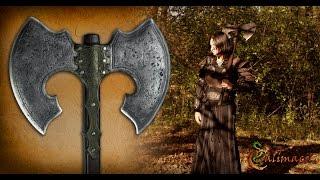 Calimacil - Thorgrim, the Ancestor's Glory - LARP Axe