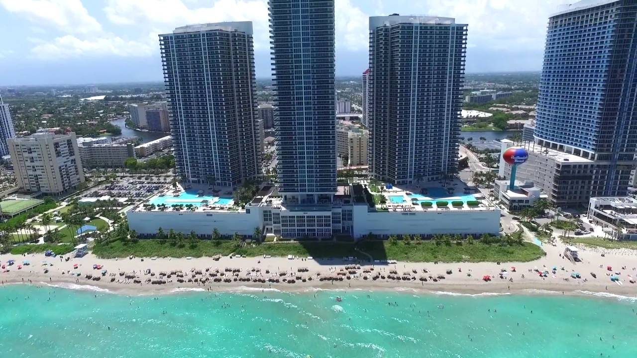 Hallandale Beach To Miami Beach