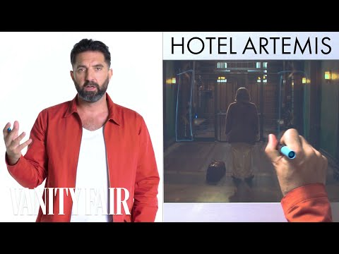 Hotel Artemis' Director Breaks Down Jodie Foster's Opening Scene | Vanity Fair Mp3