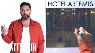 Hotel Artemis' Director Breaks Down Jodie Foster's Opening Scene | Vanity Fair