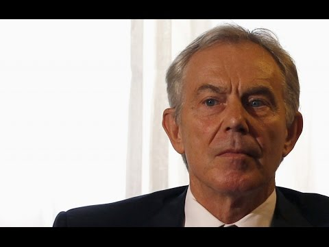 Why is Tony Blair not in jail?