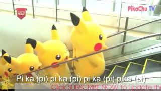 "Pokemon Pikachu lagu anak"""