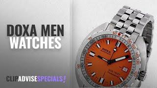 10 Best Selling Doxa Men Watches [2018 ]: Doxa Sub 1500T Professional II Men