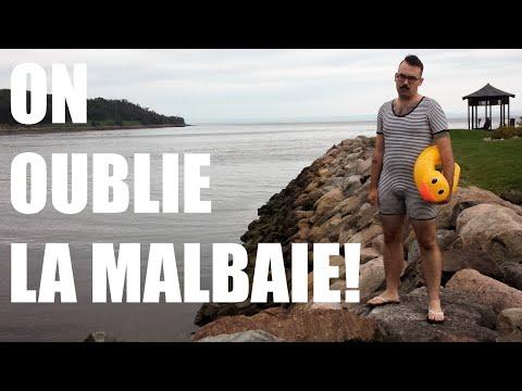 ON OUBLIE LA MALBAIE! | RETOUR SUR #MAXSTACHEALAPLAGE