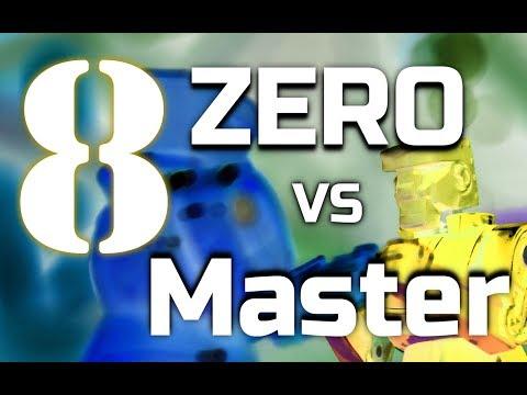 AlphaGo Zero vs. Master with Michael Redmond 9p: Game 8