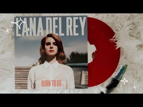 Lana Del Rey Born To Die Vinyl Unboxing Target Exclusive Youtube