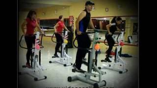 Clases on-line: Escaladora, Step, Fit Combat, Escaladora Dinamic, Baile, Step Dance.