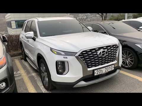 Hyundai Palisade уже на аукционе ! Авто из Южной Кореи