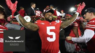 Is Mike Weber a poor man's Josh Jacobs