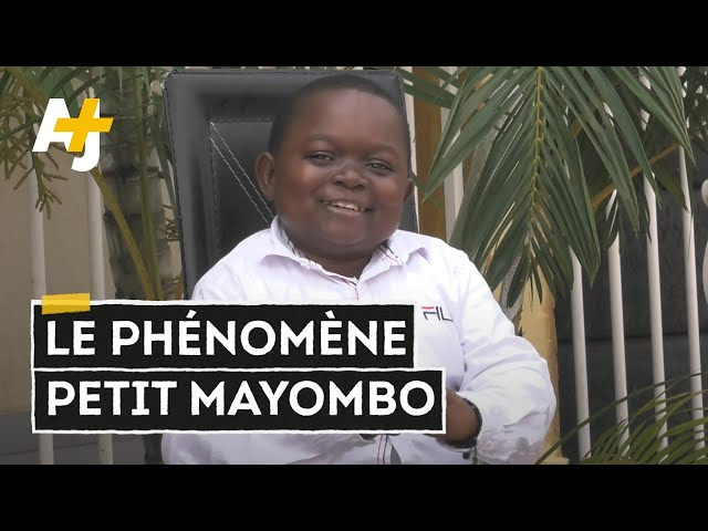 LE PETIT MAYOMBO, GÉANT DU NET