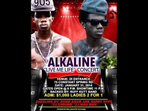 Alkaline - Lonely | RAW | Duet Riddim | January 2014