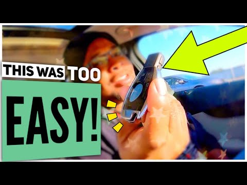 Mercedes Benz Keyfob Battery Replacement (DIY) Smartkey How To