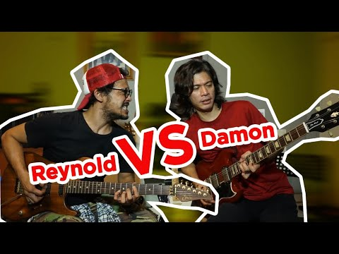 Download Ngulik abis gitaris Kidnap Katrina Damon Koeswoyo || QnA || jamming session Mp4 baru