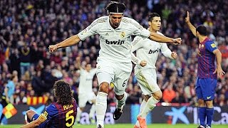 Memorable Match ► Barcelona 1 vs 2 Real Madrid - 21 Apr 2012 | English Commentary