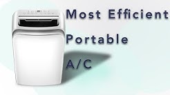World's Most Efficient Portable Air Conditioner
