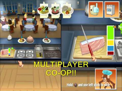Order Up!! PS3 - OFFICIAL Gameplay Trailer!!.wmv thumbnail