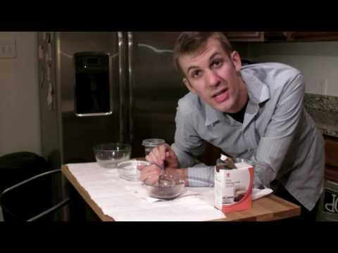 Scientist Joe - Cranberry Juice Experiment