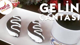 Repeat youtube video Gelin Çantası Tatlısı - Gelin Çantası Pastası Nasıl Yapılır?
