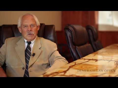 Personal Injury Attorney Omaha, Demerath Law Office #justicetoday