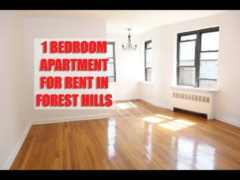 Large & sunny 1 bedroom apartment for rent in Forest Hills,Queens, NYC