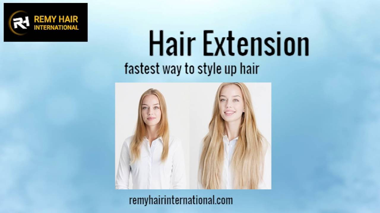 Hair Replacement In Delhi Best Hair Extensions In India Youtube