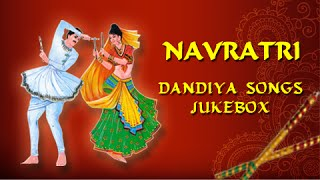 Garba No Rang Sajan Ne Sang - Gujarati Dandiya Songs - Jukebox - Navratri Special