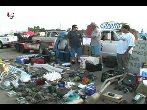 Pomona Car Show And Swap Meet YouTube - Usa flea market car show