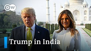 Why India is so important for Donald Trump and the US | DW News