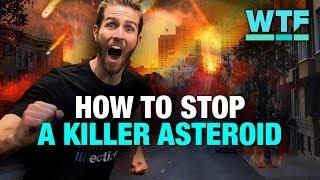 NASA's asteroid-stopping DART